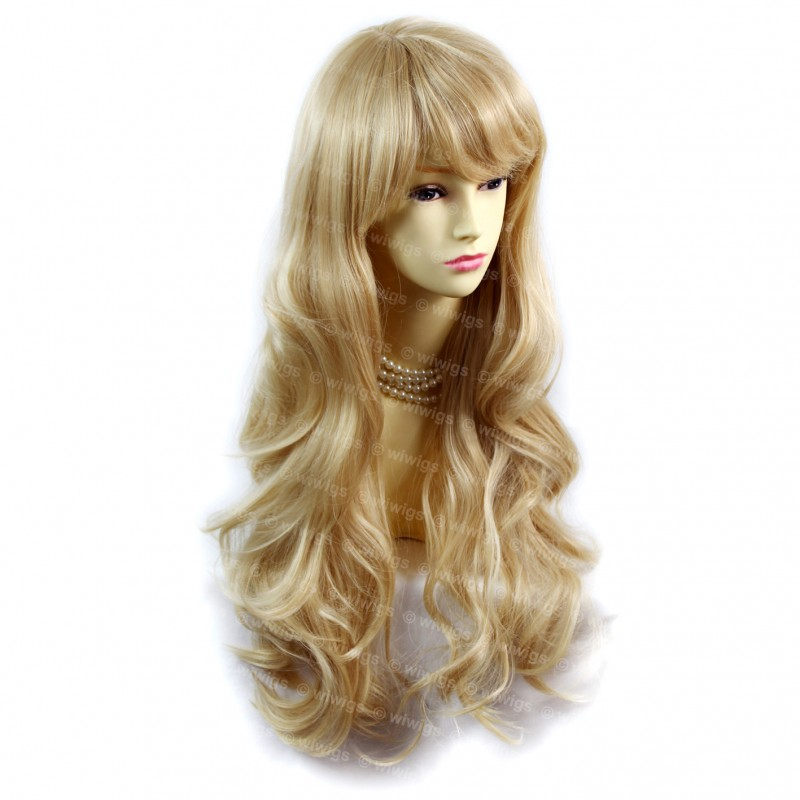 Wiwigs Sexy Beautiful Layered Wavy Blonde Mix Long