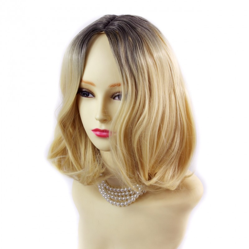 Wiwigs Wiwigs 174 Lovely Medium Bob Style Wig Light Golden
