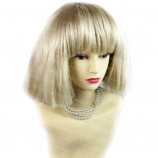 Wild Beautiful SEXY Short Wig Pale Blonde Ladies Wigs from WIWIGS UK