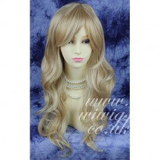 Sexy Stunning Layered wavy Blonde mix Long Ladies from Wigs UK