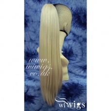 BLONDE MIX LONG Ponytail Extension Hair Piece Hairpiece N9