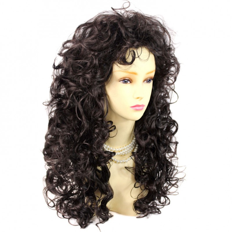 Wiwigs Amazing Sexy Wild Untamed Long Curly Wig Medium
