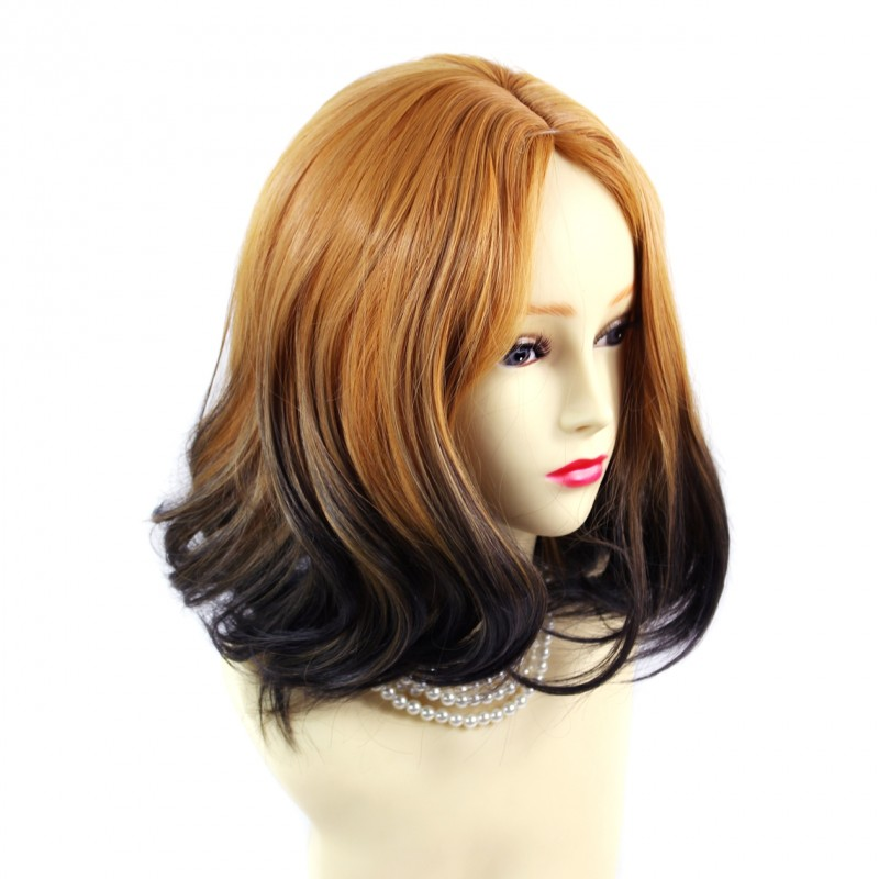 Wiwigs Wiwigs 174 Lovely Medium Bob Style Wig Dark Brown