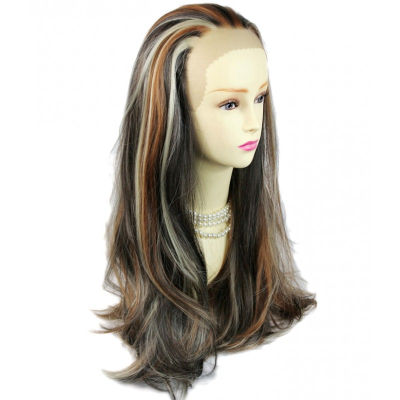 Wiwigs Amazing Lace Front Wig Blonde Amp Brown Amp Red