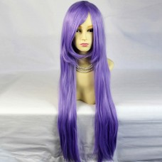 Wiwigs Watch Out Cosplay Long Wavy Light Purple Ladies Wig