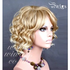 Wiwigs Awesome Lovely Summer Style Medium Blonde Mix Skin Top Ladies Wig